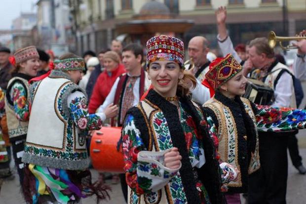 У Франківську відбувся концерт-фест «Осінь лемківська»
