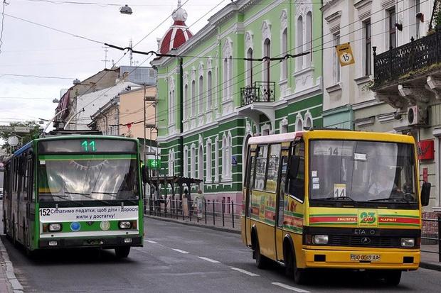 Із 10 січня в Тернополі зростуть ціни на проїзд у громадському транспорті