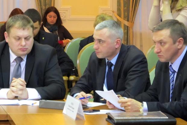 Комітет транспорту кайда боберський